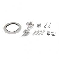 Aegis Rings SGR-3.375-UKIT-1A4 Split Shaft Grounding Ring Universal Mounting Kit