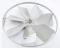 "McQuay 061318303 Condenser Fan with Clamp 12.5"""